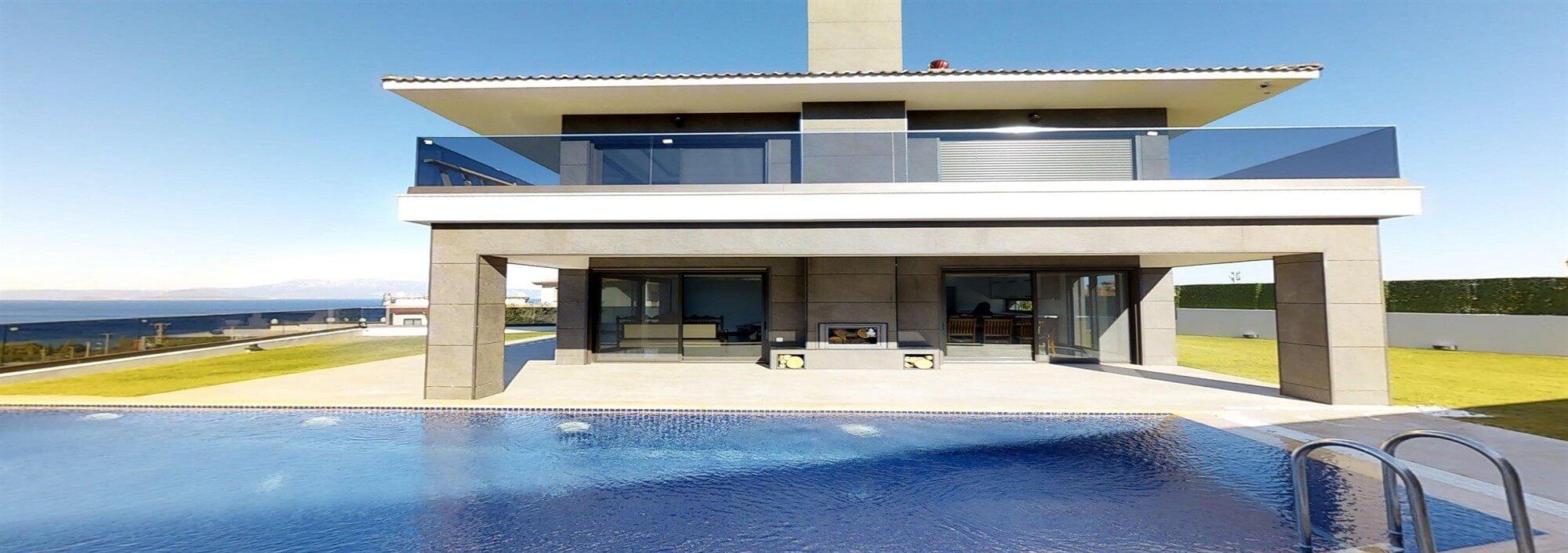 Satilik Villalar / Villas For Sale
